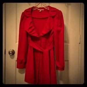 Women's Red Coat